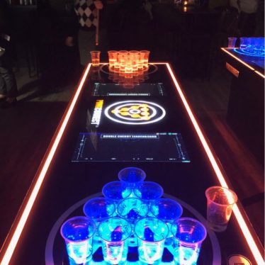 Just When You Thought It Couldn't Get any Better: Digital Beer Pong