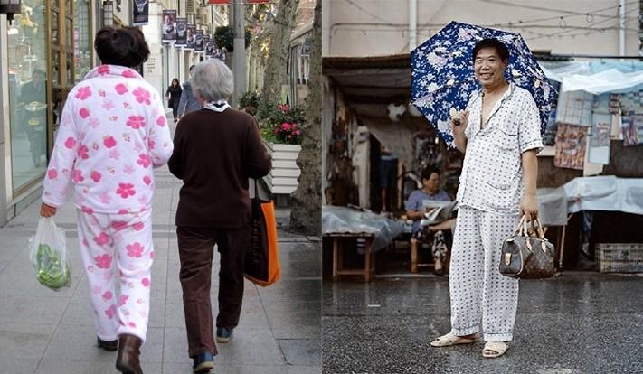 Dress Code: Pajamas