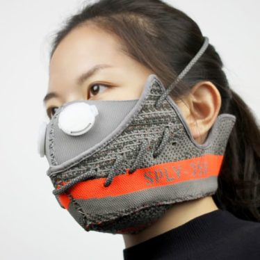 Fight Smog With Your Footwear!