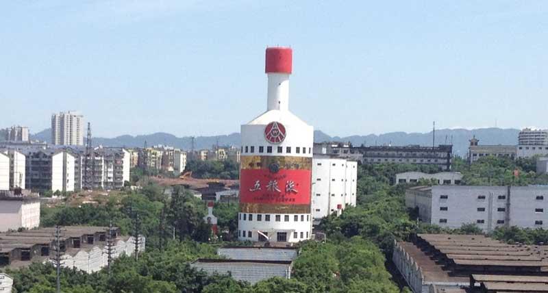 Straightforward Architecture in China